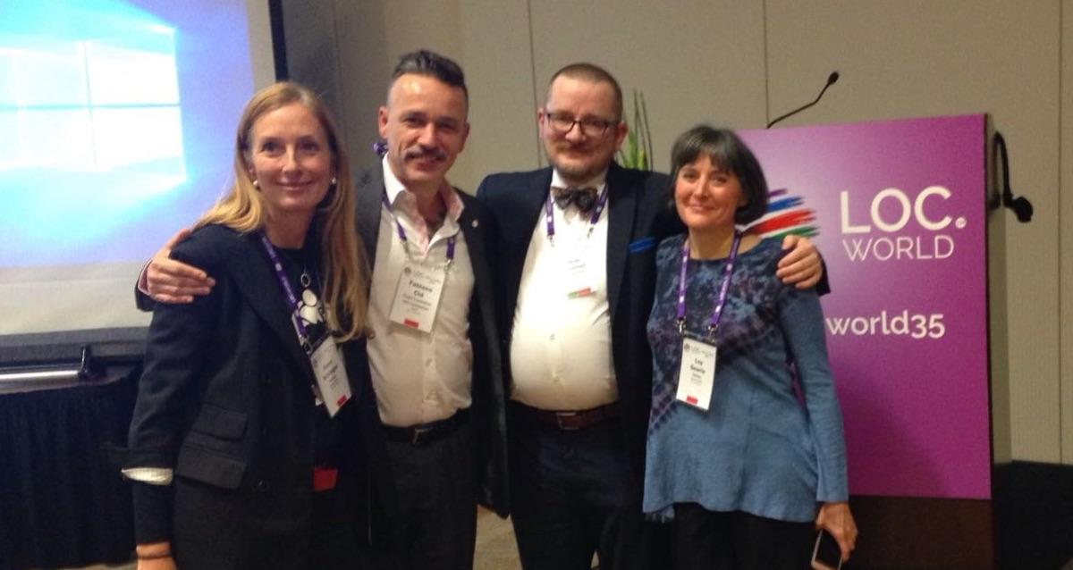 LocWorld panel on gender and family